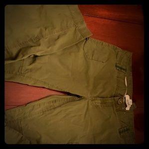 Lot of 6 pair Corduroy and khaki pants